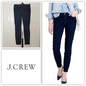 J. Crew Matchstick Jeans Dark Denim - Size 30